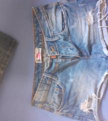Jeans kratke hlacice