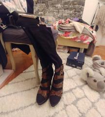 Crne čizme 39