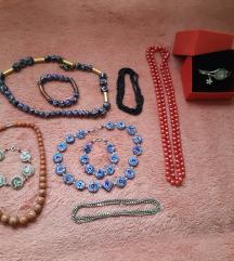 Lot nakita(ogrlice i narukvice)