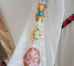 Ljetna maxi haljina- rezervirano
