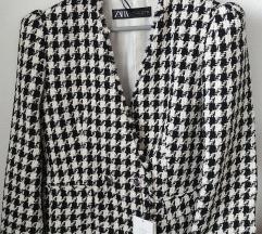Zara pepito sako jakna blejzer