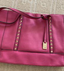 Caprisa velika roza torba
