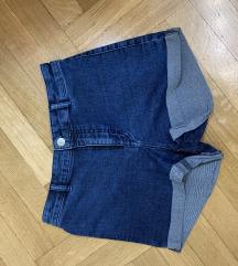 H&M hlačice visokog struka