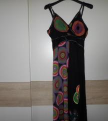Desigual orig.duža haljina vel.S/M