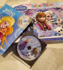 Lot puzzle,slikovnica i cd