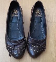 Kožne cipele br.38.5