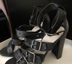 Shoe box sandale/štikle