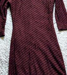 Mango Knit haljina M