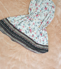 Cvjetna haljinica M,L
