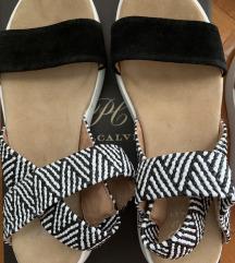 Nove Pat Calvin kožne sandale