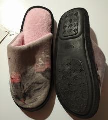 Novo!Tople papuče 36/37