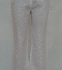 Bijele hlače od lana 34