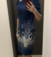 %%!Diadema plava haljina kao nova