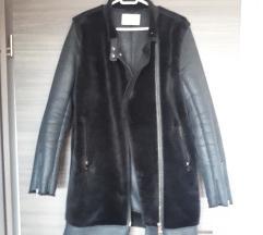 Zara aviator crna jakna