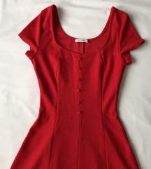 Orsay predivna crvena haljina