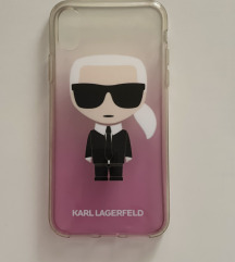 Maska za iphone X/XS- Karl Lagerfeld