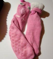 Nove extra debele čarape-papuče 35-38