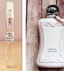 DELINA EXCLUSIF Parfums de Marly 8/10 ml