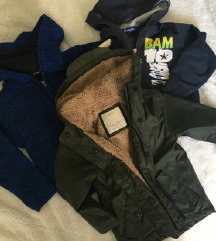 Zara jakna plus pokloni