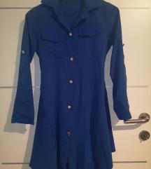 Plava košulja/haljina