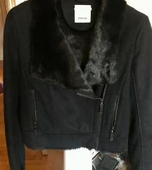 PINKO original kožna zimska jakna 36