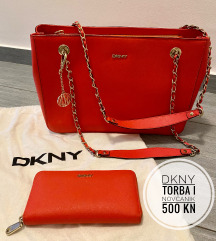 DKNY torba i novčanik