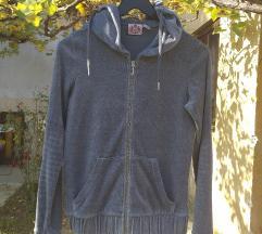 JUICY COUTURE plišana jaknica/duksa