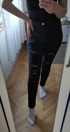 H&M crne traperice