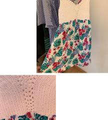 Haljina s cvjetićima