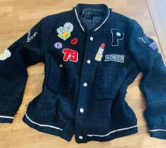 Zara koleđica jakna od tvida