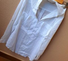 ZARA lanena kosulja majica