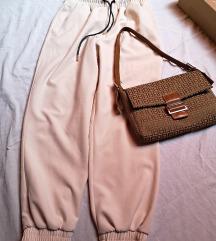 hlače sportsko elegantne Zara M