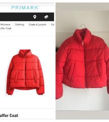 Primark puffer jakna