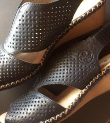 Sandale koža nove rieker