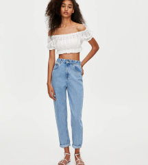 Pull&Bear mom jeans (Novo)