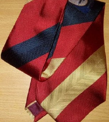 svilena prugasta kravata-kao nova