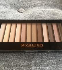 Revolution Redemption Palette Essential Mattes 2