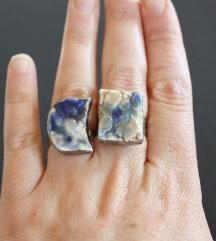 2 keramička prstena