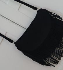 Crna torba s resama