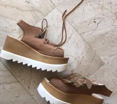 Camel sandale