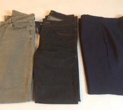 LOT troje hlače 38