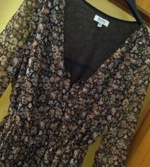 Bershka maxi haljina