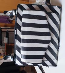 Zara prugasta torbica