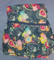 Maxi šarena ljetna haljina