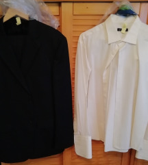 Galileo odijelo, košulja i mandžete