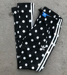 Adidas hlace\trenirka polka dot 36 limited