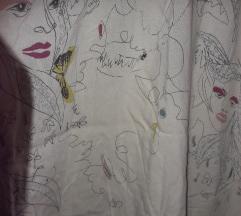 Neobicna pamucna haljina