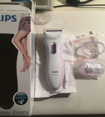 Philips vodootporni aparat za depilaciju