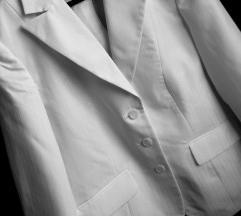 NOVO bijelo žensko odijelo L