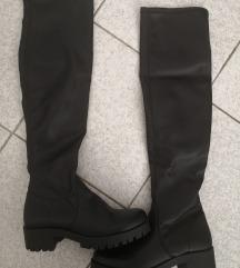crne čizme visoke